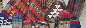Thai triangle cushion header image (300  x 100)